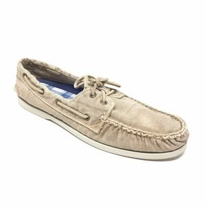 Men's GH Bass & Co Newport Boat Sneakers Size 12M